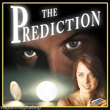 The Prediction - Props + DVD Mentalism Card Magic Trick Illusion Fools Magicians