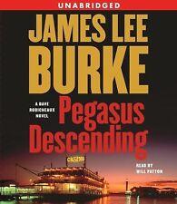 Pegasus Descending by James Lee Burke (2006, CD, Unabridged)