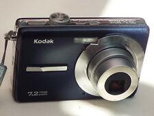Kodak EasyShare M763 7.2MP Digital Camera - Blue