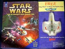 STAR WARS MICRO MACHINES SOLO'S RESCUE MISSION LUKE SKYWALKER RACE AGAINST TIME