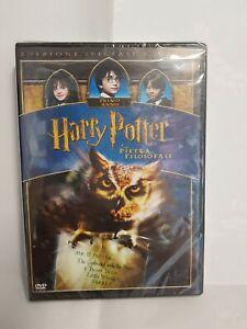 HARRY POTTER E LA PIETRA FILOSOFALE - DVD - edizione speciale 2 dischi