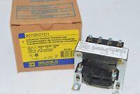 NEW Square D Industrial Control Transformer 9070E01D1