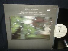 "Darol Anger/Barbara Higbie Quintet ""Live at Montreaux"" LP"