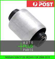 Fits NISSAN G35/37/25 SEDAN V36 Rubber Suspension Bush Front Lower Arm Wishbone