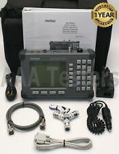 Anritsu Site Master S331c Cable Amp Antenna Analyzer Sitemaster S331