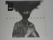 ROYAL BLOOD  Royal Blood self - titled  LP SEALED 180g