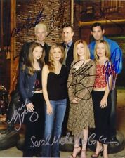 BUFFY THE VAMPIRE SLAYER CAST AUTOGRAPHED SIGNED A4 PP POSTER PHOTO 7