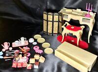 Vintage Barbie Susy Goose Furniture & Accessories ( McDonalds,Disney, Pepsi,)