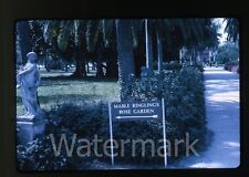 1969 35mm Kodachrome Photo slide  Ringling Museum of Art Sarasota FL #2