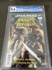 STAR WARS KNIGHTS OF THE OLD REPUBLIC #11 CGC 9.6 NM+ Dark Horse Comics