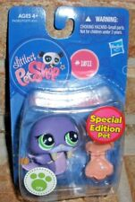 Littlest Pet Shop SPECIAL EDITION WALRUS 1511 VHTF 2009 oyster shell