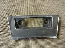 1964 Buick Wildcat Electra 225 LeSabre Estate Wagon Dash Radio Bezel without A/C