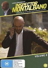 Inspector Montalbano : Vol 8 (DVD, 2017, 2-Disc Set)