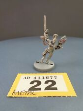 Warhammer 40,000 Daemonhunters Metal Grey Knight Callidus Assassin 22