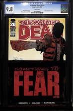 WALKING DEAD #102 9.8 CGC 1st Print Graded Slab Image Kirkman