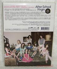 After School Vol. 1 Virgin Taiwan Ltd CD+DVD+Card (digipak)