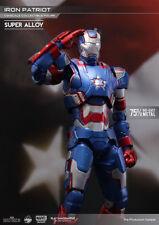 Iron Patriot, 1/12 Iron Man Play Imaginative Super Alloy Diecast Action Figure