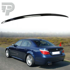 Paint#668 Fit For BMW 5-Ser E60 4DR Saloon 528i M3 Look Rear Trunk Spoiler 04-10