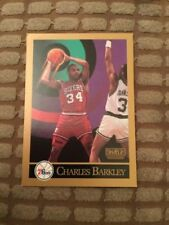 Charles Barkley Not Autographed NBA Basketball Trading Cards