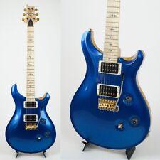 Paul Reed Smith PRS 2016 Custom 24 Blue Metallic Electric Guitar