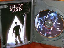 Freddy vs. Jason: 2 Disc Set - Slasher Horror Film on Dvd (2003)