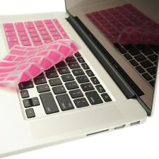 "PINK Silicone Keyboard Cover for NEW Macbook Pro 13"" A1425  with Retina display"
