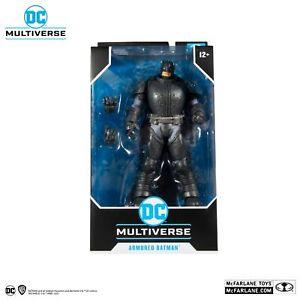 DC Multiverse The Dark Knight Returns Armored Batman - McFarlane Toys