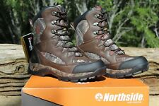 Northside Men's Renegade 400 Waterproof Insulated Hunting Boots 7 M Hiking Camo