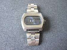 Vintage Orion Jump Hour Swiss Mechanical Watch. Working fine