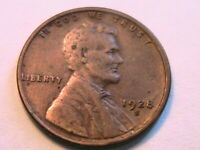 1928-S Lincoln One Cent Very Fine VF+ San Francisco Mint Wheat 1 Penny US Coin