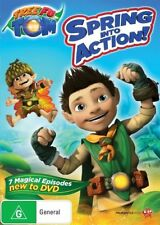 NEW Tree Fu Tom - Spring Into Action DVD- FREE POST