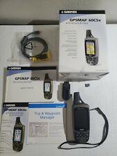 Garmin GPSMAP 60CSx Handheld - 010-00422-00