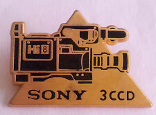 Pin's pin SONY CAMESCOPE 3CCD (ref CL30)