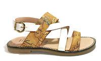 ALVIERO MARTINI P/E geo crossing stringhe scarpe bambina donna sneakers