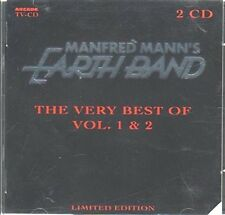 Manfred Mann's Earth Band Very best of 1 & 2 (ltd. edition, 1993) [2 CD]