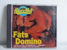 CD ALBUM Legends of Rock n roll series FATS DOMINO CDP 7981242