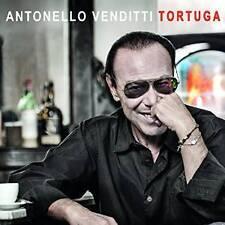 ANTONELLO VENDITTI - TORTUGA  CD POP-ROCK ITALIANA