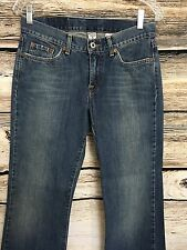 Lucky Brand Boot Cut Zip fly Sweet N' Low 6/28 Junior Dungaree Jeans