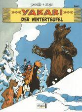 Yakari   Band Nr. 6   Der Winterteufel   Indianer-Comics   Derib + Job   Neu!!