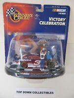 Winners Circle   Dale Earnhardt Jr. Victory Celebration   1998 Grand National