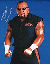 "WWE SIGNED PHOTO TAZZ WWF WRESTLING 8x10"" PROMO ECW"