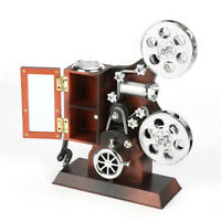 Music Box Antique Vintage Film Projector Home Decors Jewelry Box Kids Gift Craft