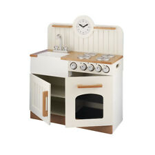 Country Play Wooden Kitchen Girls Kids House By John Lewis