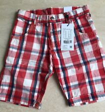 """BERMUDA """"LEGO WEAR"""" ROUGE - TAILLE : 128 (8 ANS)"""
