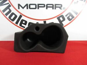 DODGE RAM1500-5500 Front RIGHT Passenger Door Cup Holder Pocket NEW OEM MOPAR