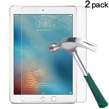 2x PACK Tempered Glass Screen Protector Guard For Apple iPad 2 /3 /4