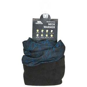 Trespass Mens Neckwarmer with Microfleece 9 Ways to Wear Zazo