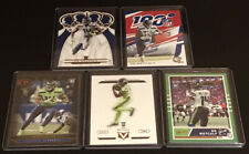 DK Metcalf- 2019 Chronicles- 5 Card Rookie Lot