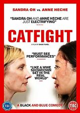 CATFIGHT Sandra Oh Anne Heche DVD in Inglese NEW .cp