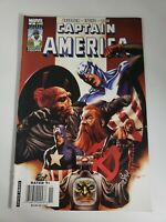 Captain America No 42 (Nov 2008) Marvel Comic Newsstand Variant K3a23